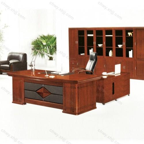 大班台主管桌 经理办公桌椅22