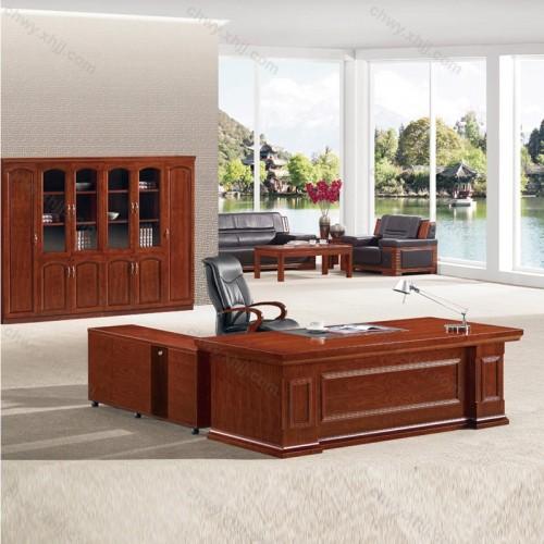 大班台 老板桌 总裁桌33