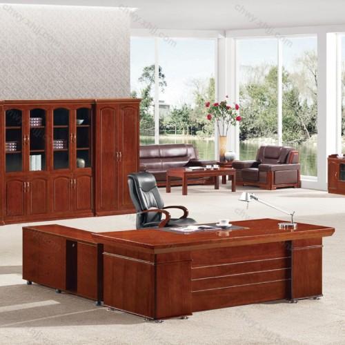 办公家具 老板桌 办公桌35