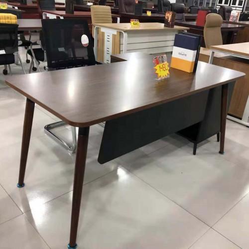 现代板式经理台开户送38元体验金桌
