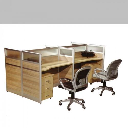 职员屏风办公桌XBD-G0