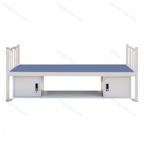 公寓铁架子床01