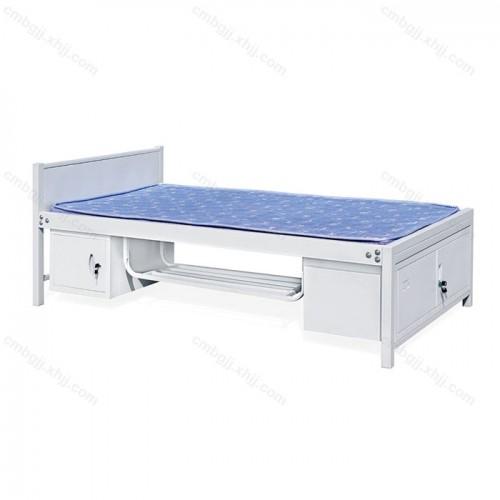 钢制单人床05