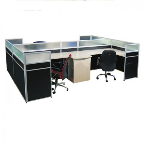 办公区屏风隔断职员桌
