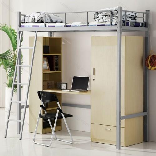 钢制 公寓床01