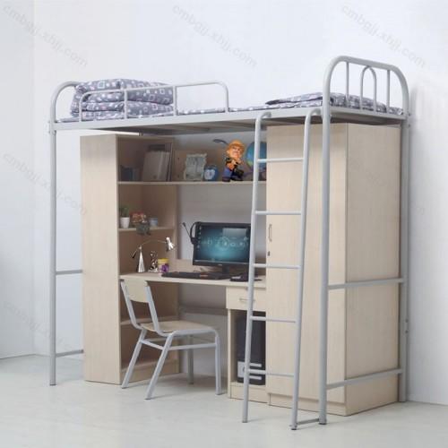 学生宿舍 组合床02