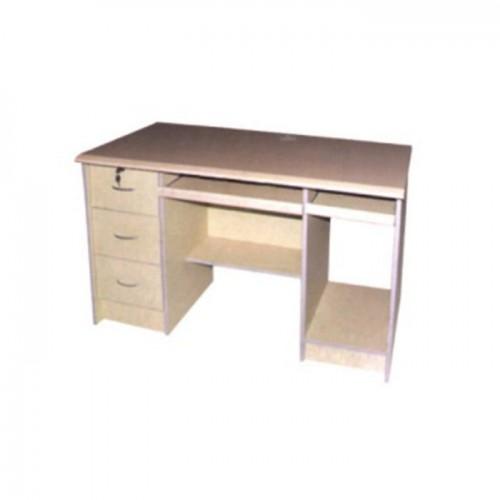 现代台式电脑桌办公桌