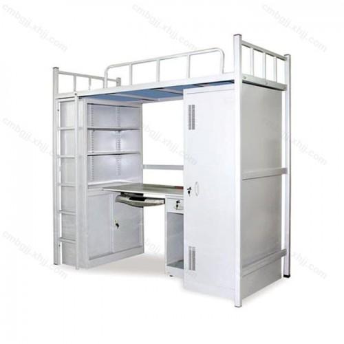 组合床 带衣柜书桌08