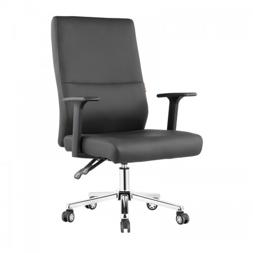 洽谈皮质电脑椅TN-322