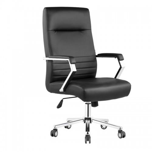 扶手老板椅TN-B282-黑