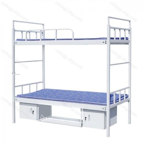 钢制学生  公寓床员工
