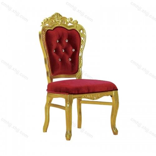 酒店餐椅宴会软包椅F-046