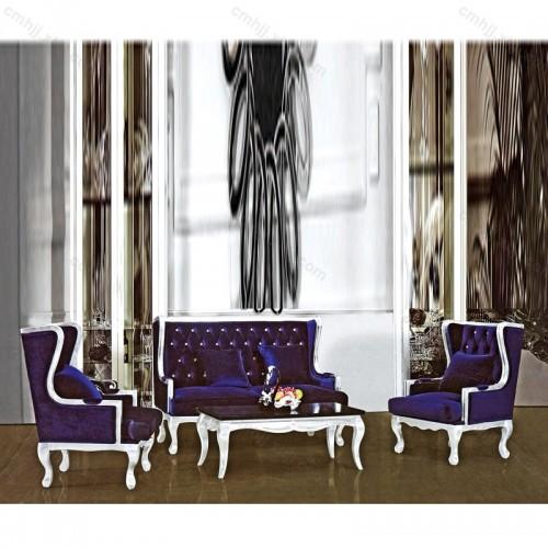 酒店套房现代沙发组合J-002