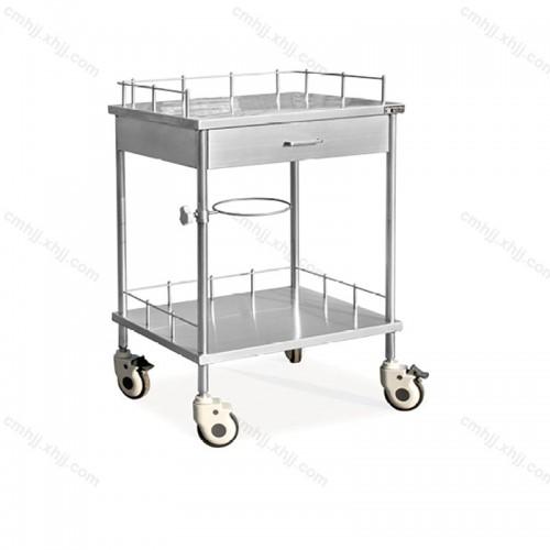医院不锈钢多功能推车TC-01