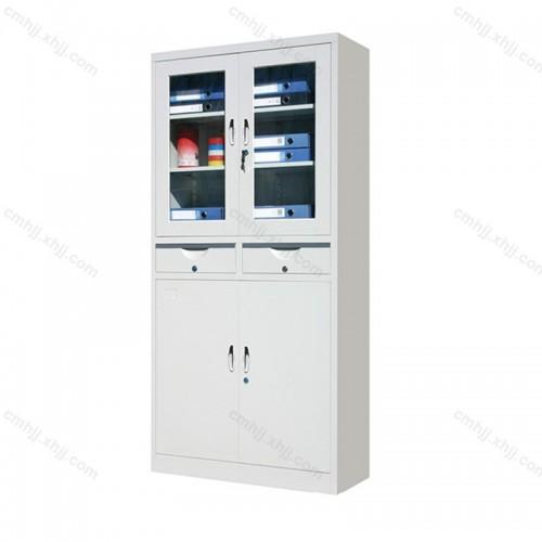 中二屉文件柜资料柜财务柜HT-206