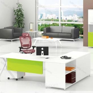 香河尚都办公家具帮您摆脱定制板式办公桌困惑 (1)