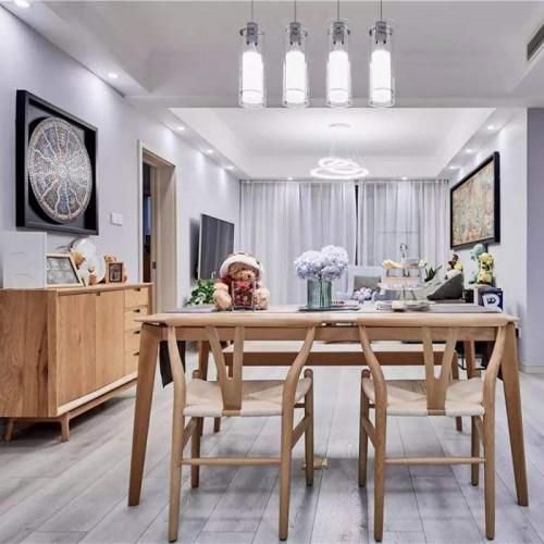 餐厅全屋空间定制家具