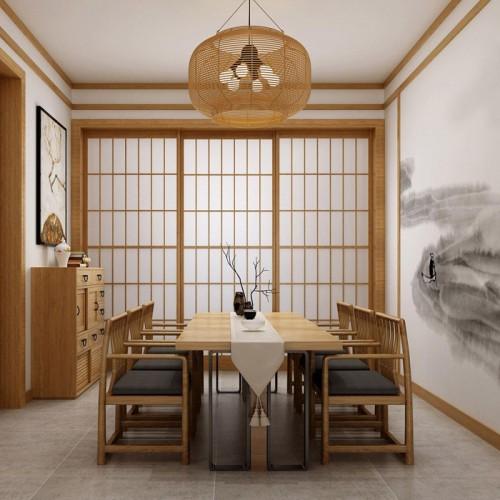 餐厅全屋 空间定制10