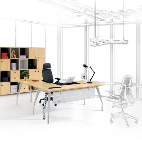 极简经理桌LM-BZ103