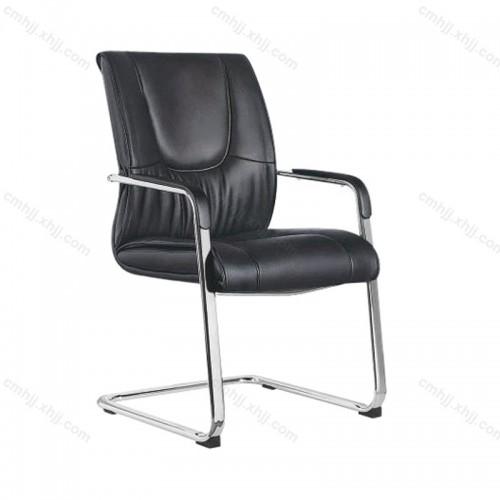 现代简约不锈钢弓形办公椅H-619