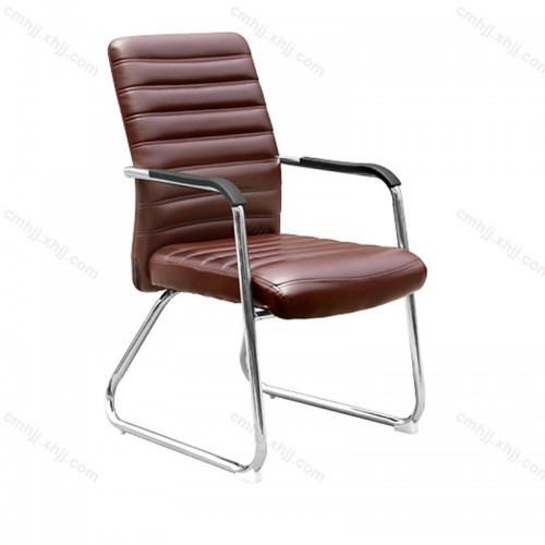 办公家具皮质弓形电脑椅HY-YZ-805