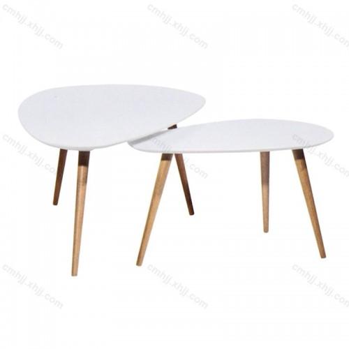 简约经济型洽谈桌圆桌接待桌子9360