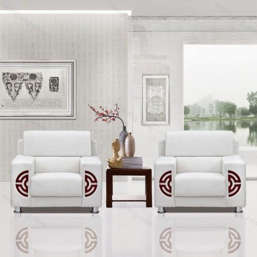 香河家具会议沙发8086