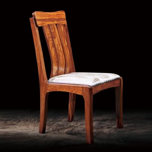现代纯实木餐椅01