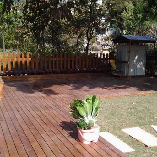 公园地板花园地板02