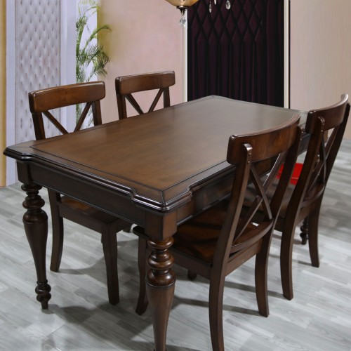 欧式实木餐桌椅生产厂家餐台01