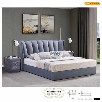 布艺软床,1801B-4