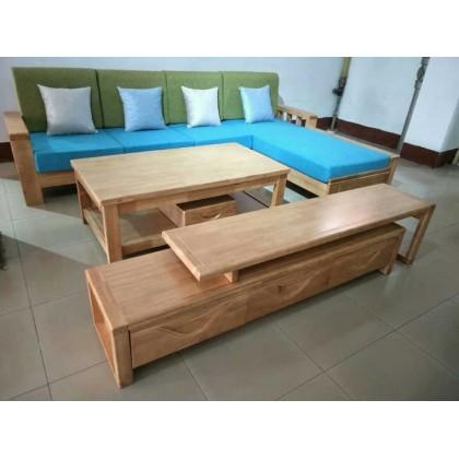 精品实木沙发