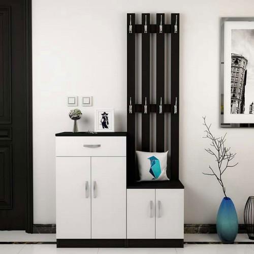 现代家装多功能门厅柜