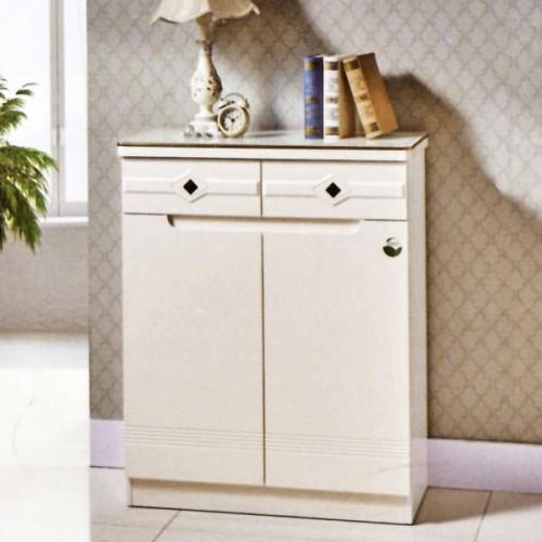 现代简约家用储物鞋柜