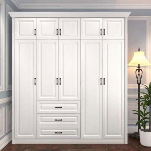 现代简约大容量衣柜 16