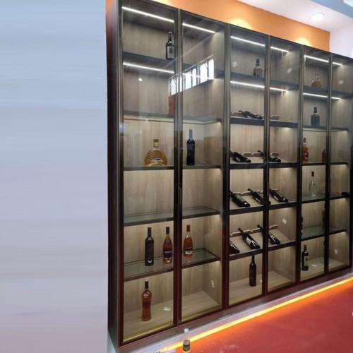现代极简储物柜子 13