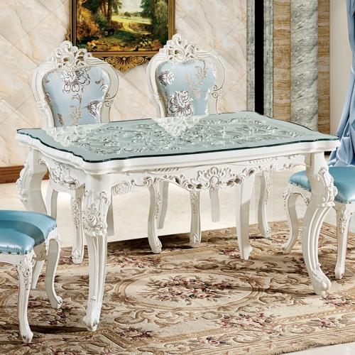 时尚欧式浮雕餐桌37