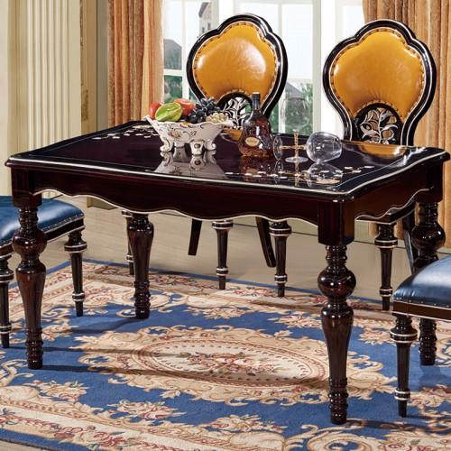 法式时尚餐桌椅906