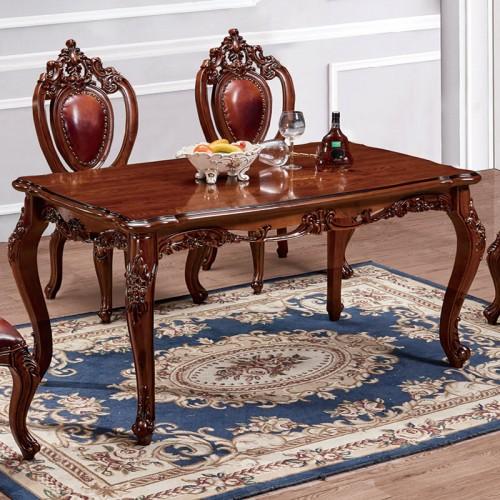 古典中式实木餐桌42