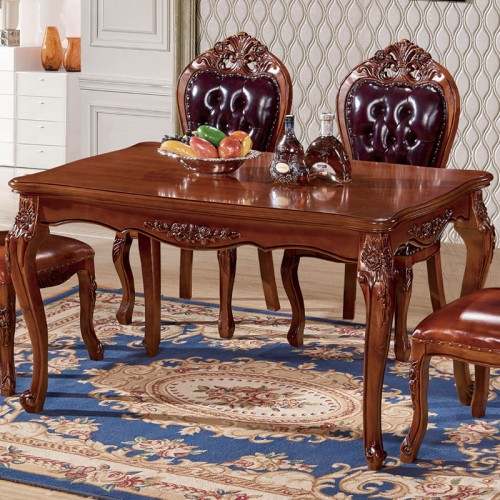 简约红木厨房桌椅22