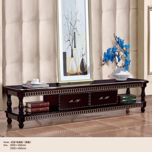 古典中式电视柜45