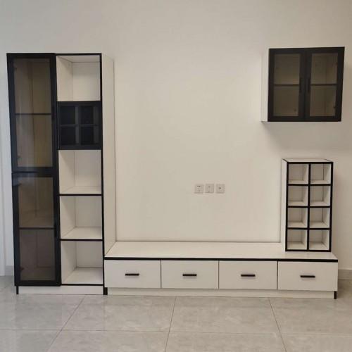 现代小户型电视柜52