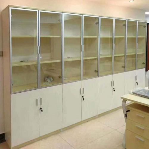 书房办公定制书柜组合11