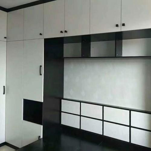 全屋定制整体衣柜168