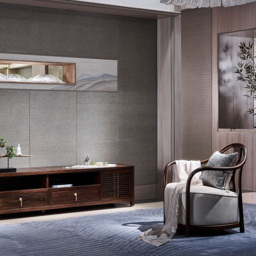 新中式实木禅意电视柜