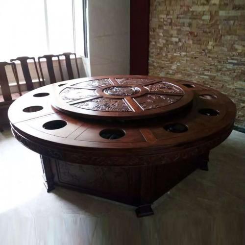 电磁炉火锅桌宴会桌204