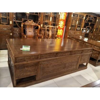 香河中式榆木古典家具