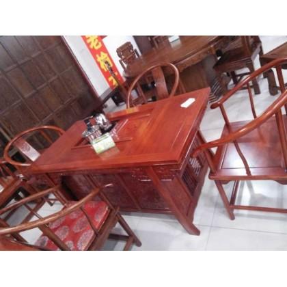 中式榆木古典家具生产