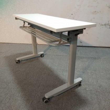 闪银工字侧折桌