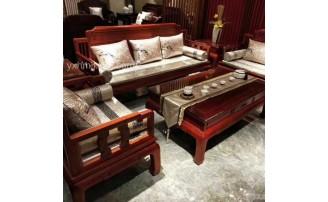 香河耀星红木家具传承工艺